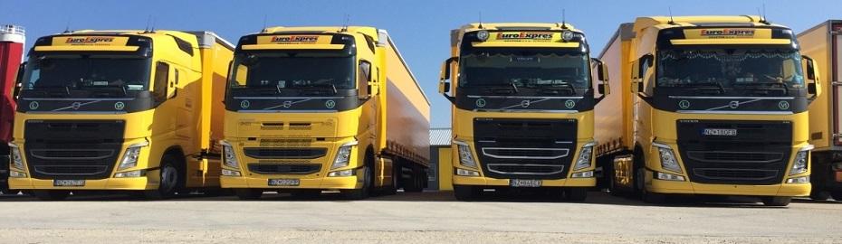 Medzinárodná kamiónová doprava | Autodoprava Euroexprespasztor Nové Zámky